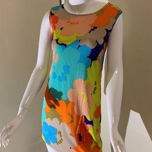 Trina Turk Dresses - Trina Turk Multicolor Mini Dress